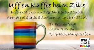 Uff en Kaffee beim Zille @ Bäckerei Seither, de Zille-Bäck